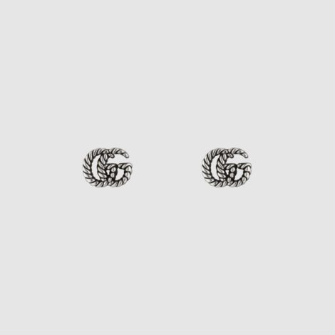 Double-G-earrings